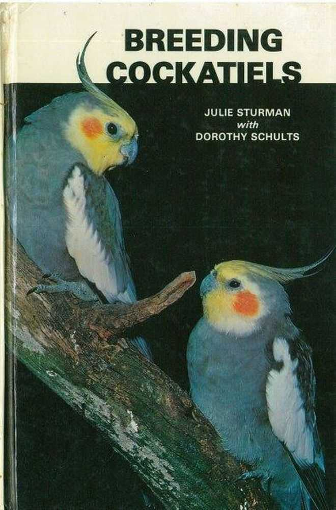 Breeding Cockatiels, Julie Sturman with Dorothy Schults