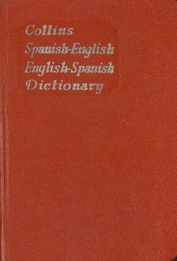 Collins Spanish Gem Dictionary: Spanish-English, English-Spanish, R. F. Brown