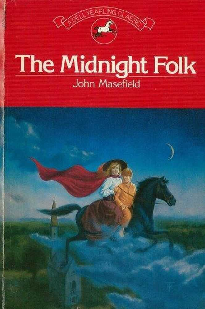 The Midnight Folk, John Masefield