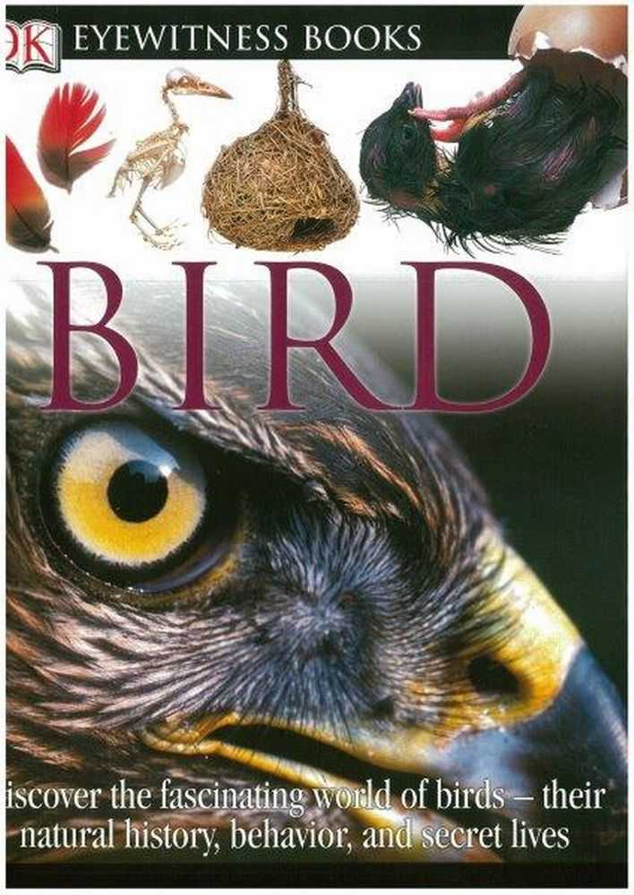 Birds [DK Eyewitness Books], David Burnie