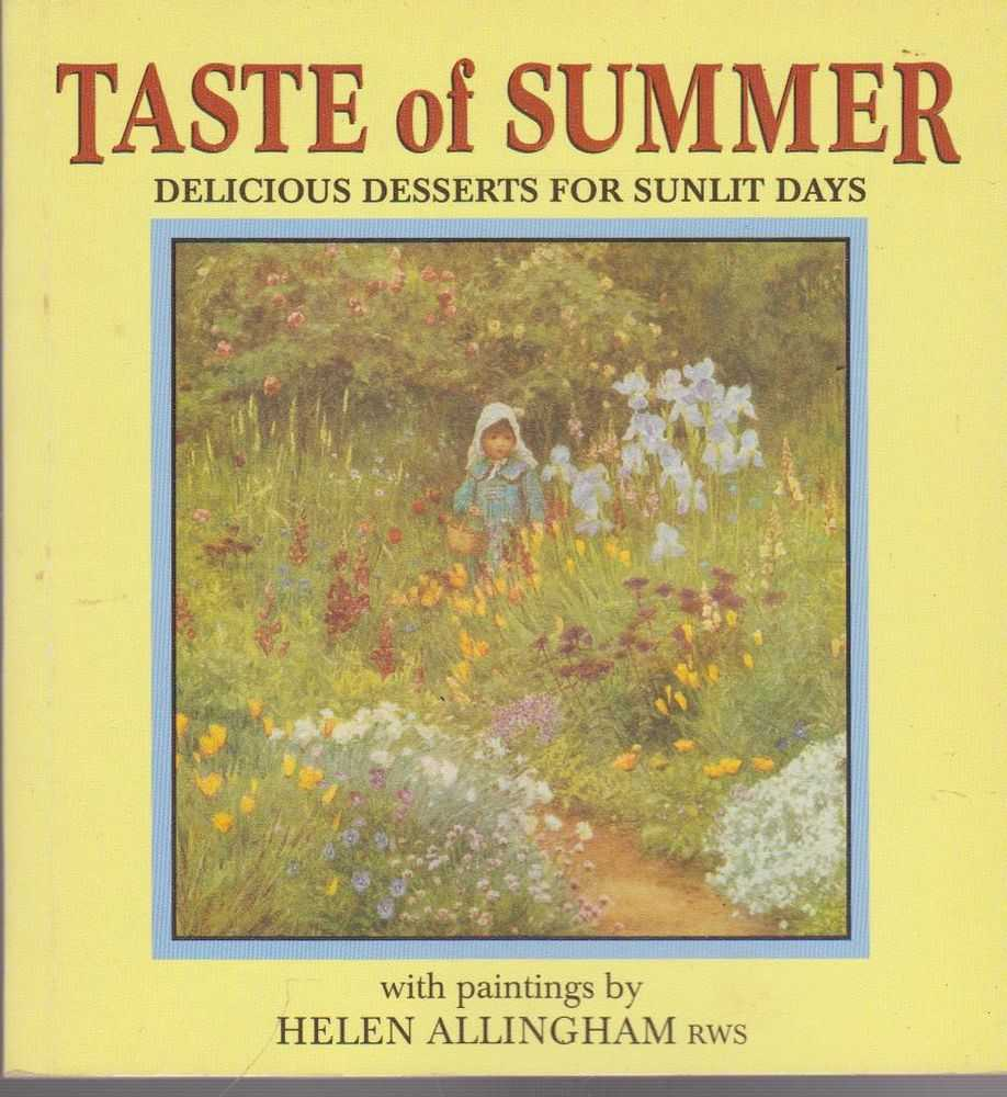 Taste of Summer: Delicious Desserts for Sunlit Days, J Salmon Ltd