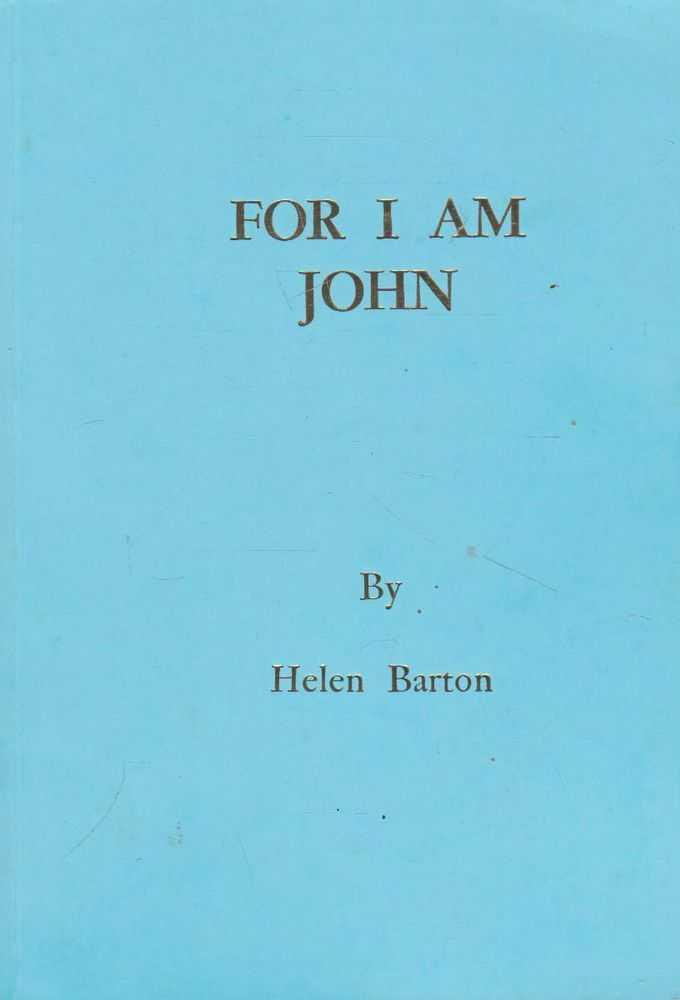 For I Am John, Henry Barton