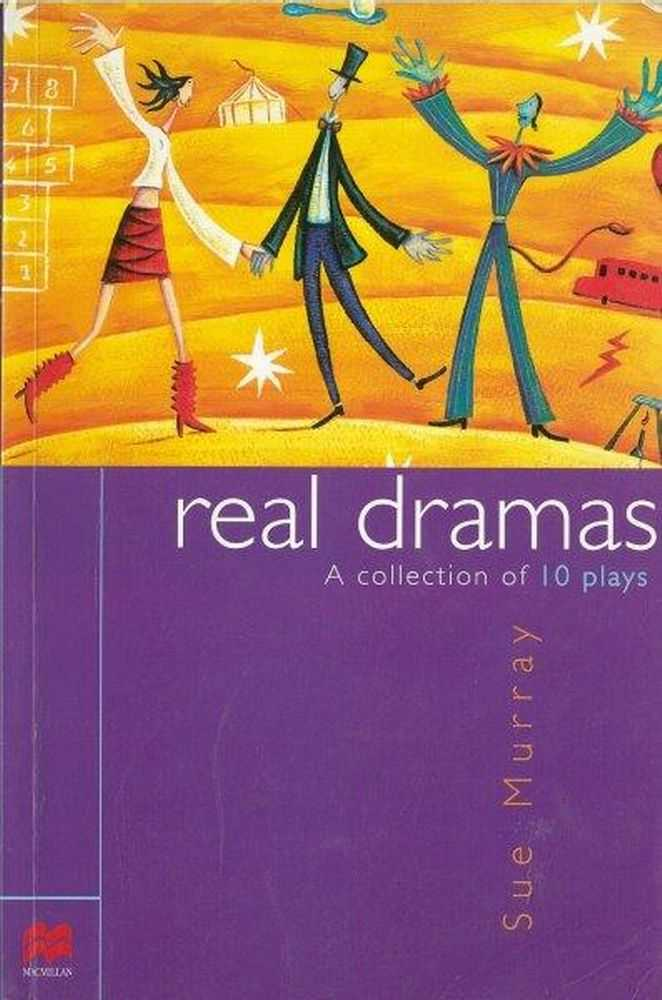 Real Dramas: A Collection of 10 Plays, Sue Murray