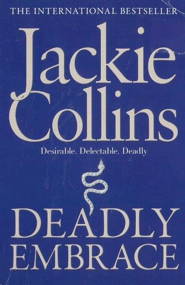Deadly Embrace, Jackie Collins