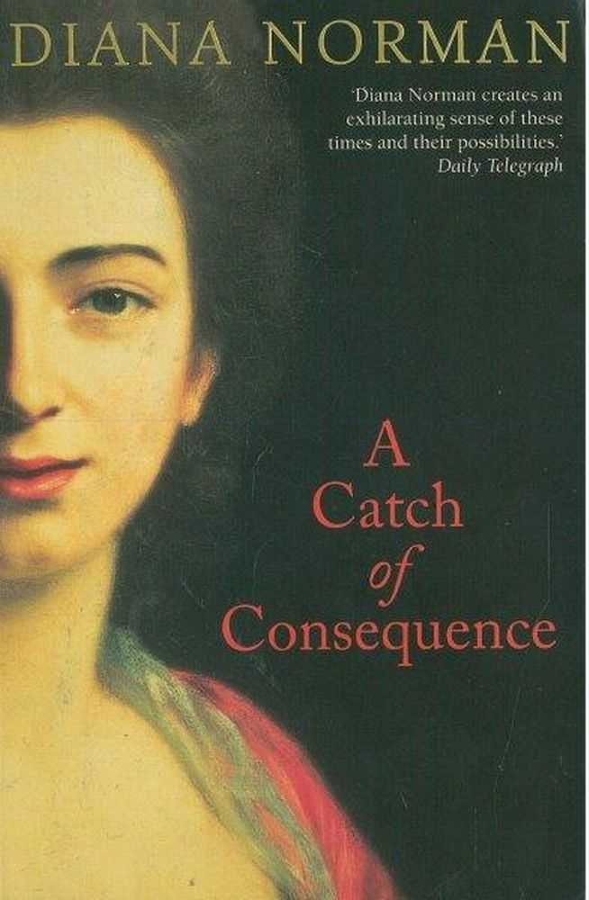 A Catch of Consequence, Diana Morgan