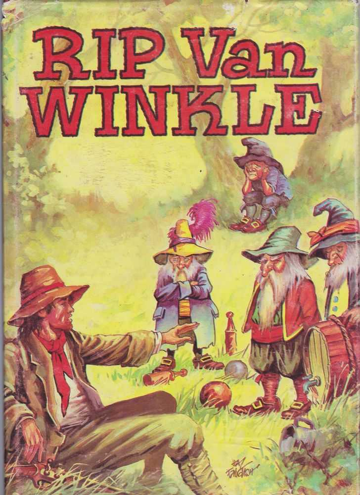 Rip Van Winkle: A Legend of the Kaatskill Mountains, Kenneth Weisbrode