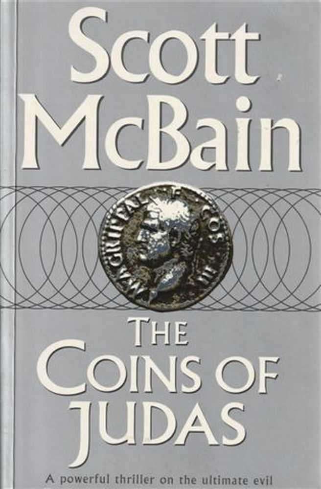 The Coins Of Judas, Scott McBain