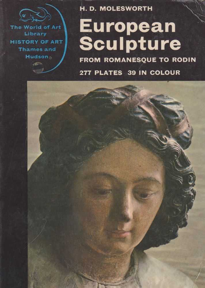 European Sculpture [The World of Art Library History of Art], Herbert Read