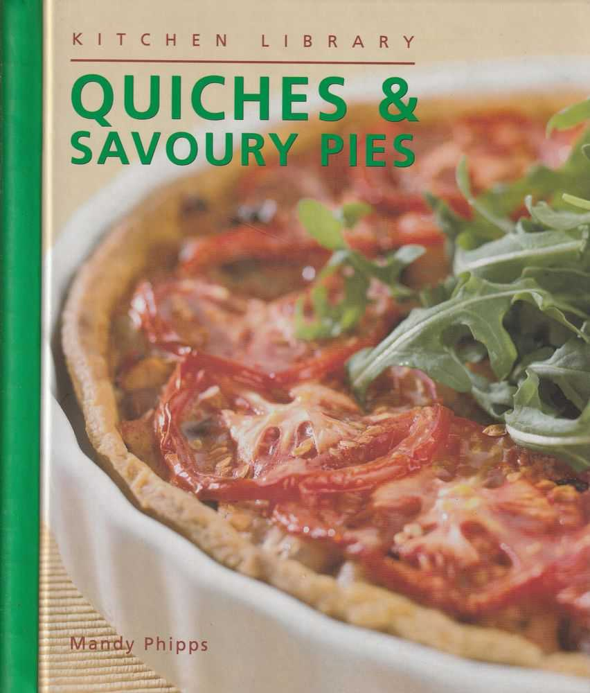 Quicehs & Savoury Pies, Mandy Phipps