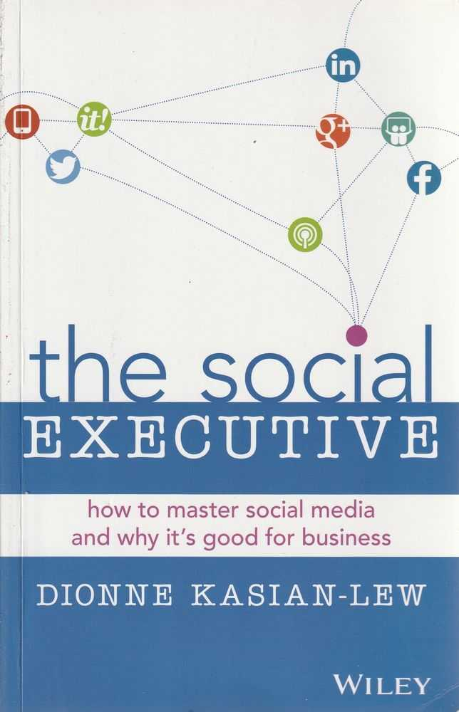 The Social Executive, Dionne Kasian-Lew