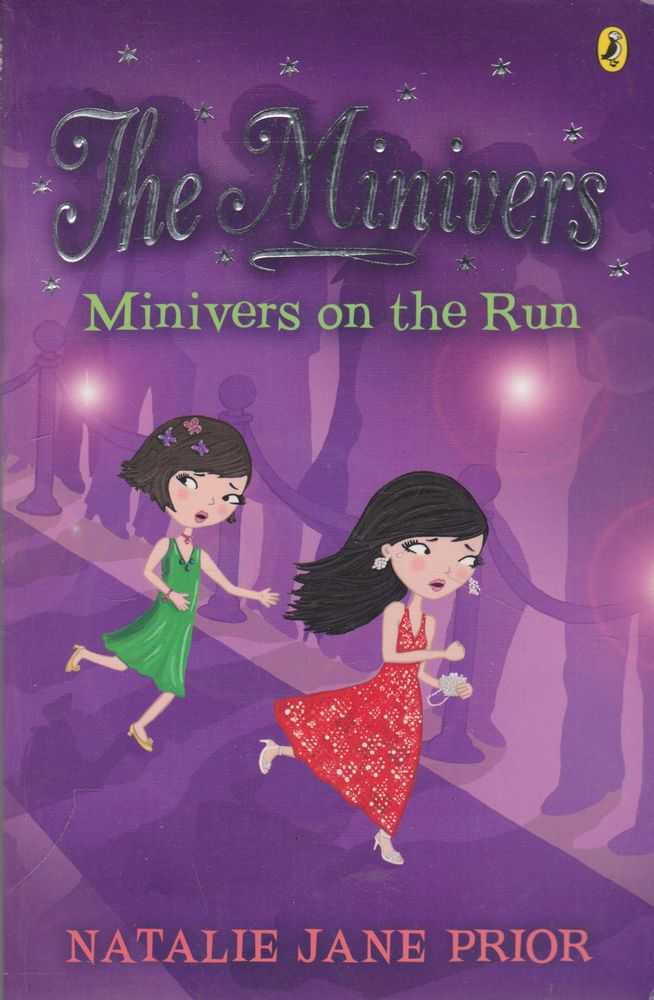 The Minivers: Minivers On The Run, Natalie Jane Prior