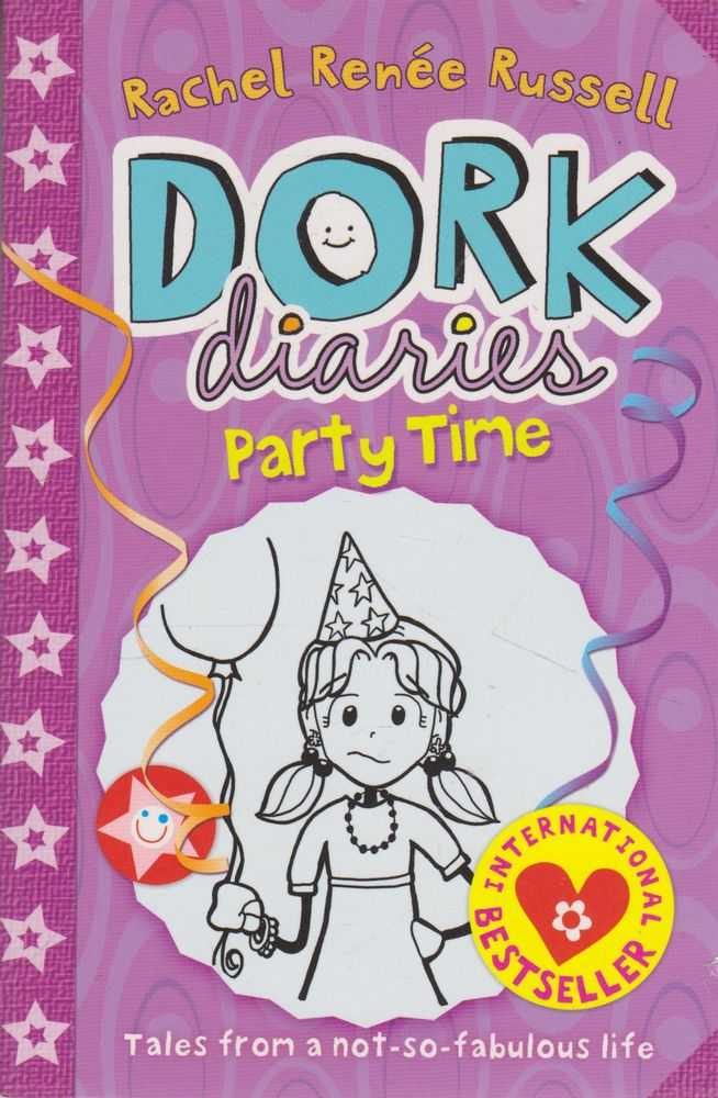 Dork Diaries: Party Time, Rachel Renee Russell