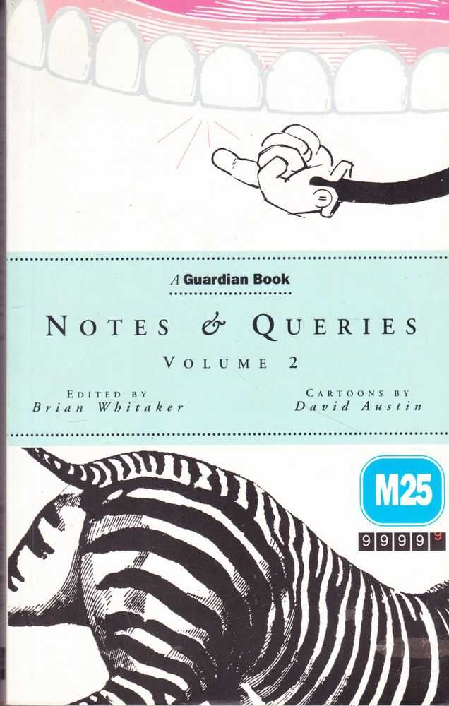 Notes & Queries Volume 2, Brian Whitaker [Editor]