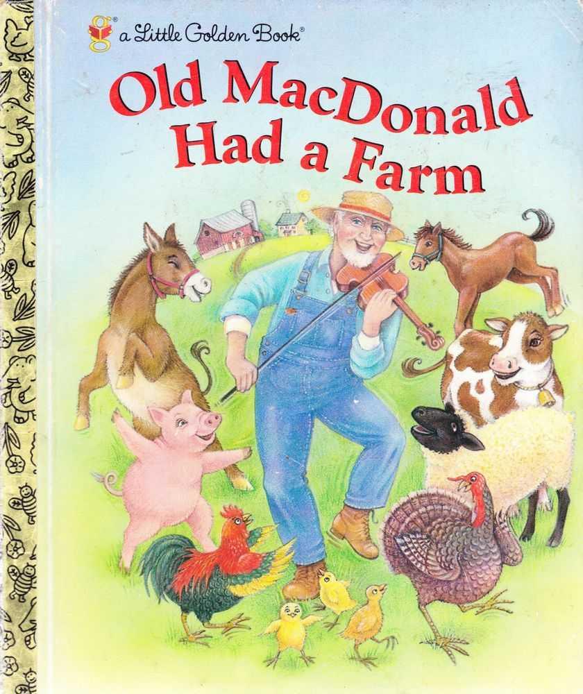 Old MacDonald Had A farm, Traditional
