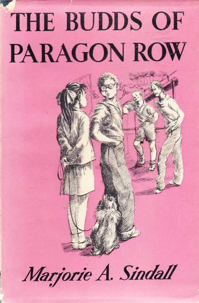 The Budds of Paragon Row, Marjorie A. Sindall