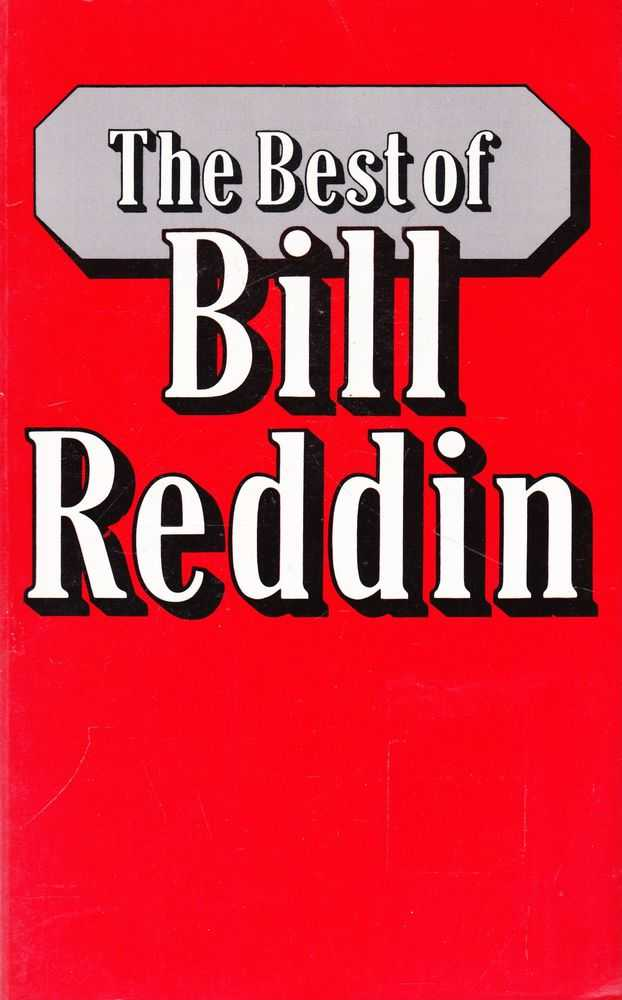 The Best of Bill Reddin, Bill Reddin