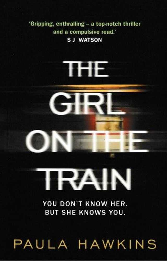 The Girl on the Train, Paul Hawkins