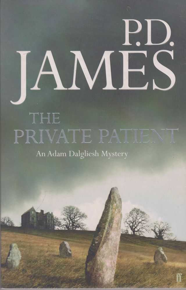 The Private Patient, P. D. James