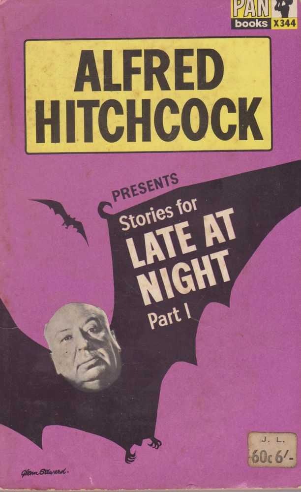 Alfred Hitchcock Present Stories for Late at Night Part I, Alfred Hitchcock