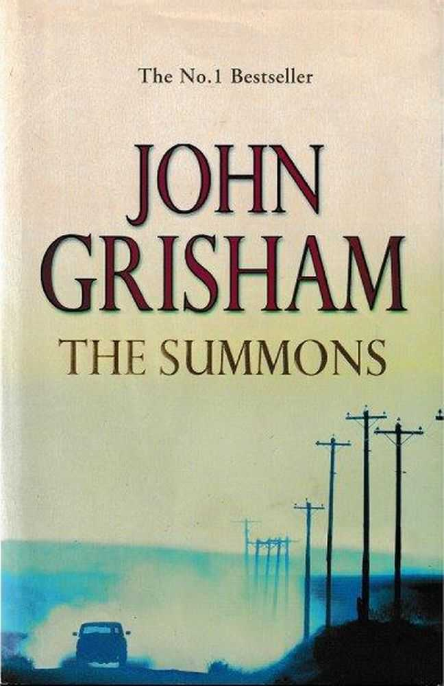 The Summons, John Grisham