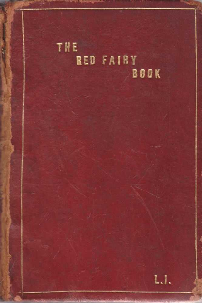 The Red Fairy Book, Andrew Lang [Editor]