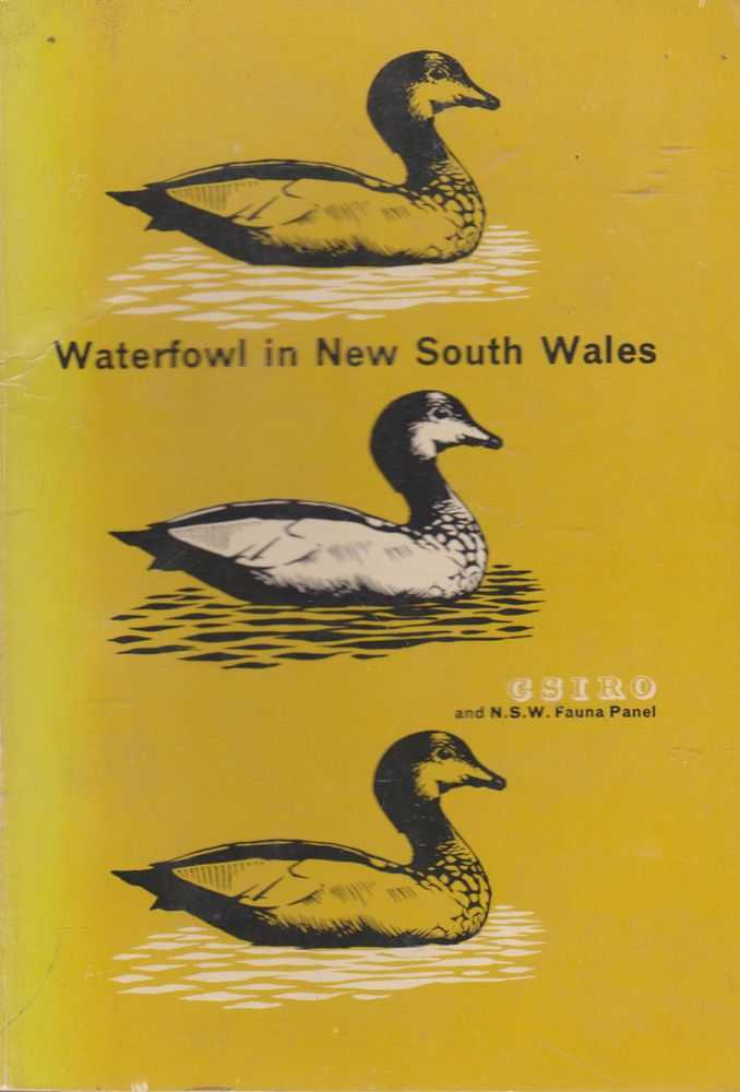 Waterfowl in New South Wales, CSIRO