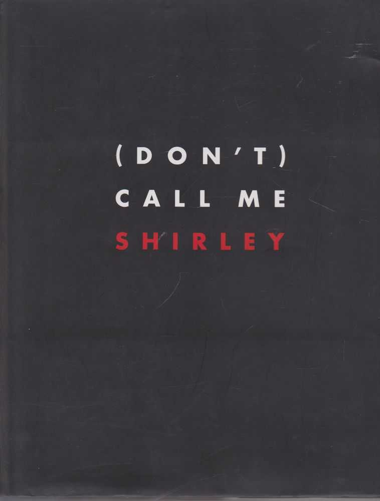 Don't Call Me Shirley, Barry M. Cochrane