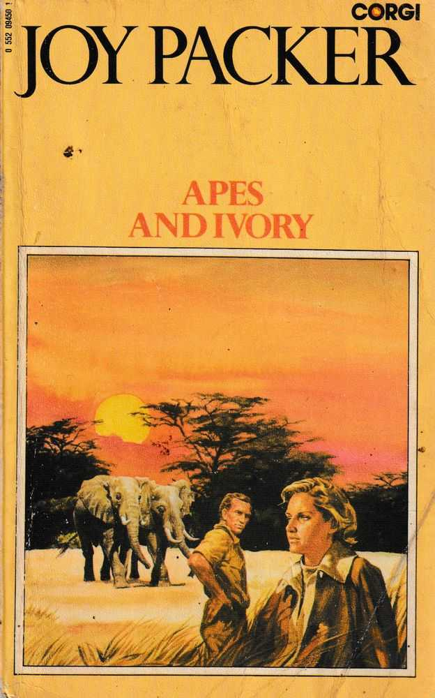 Apes And Ivory, Joy Packer