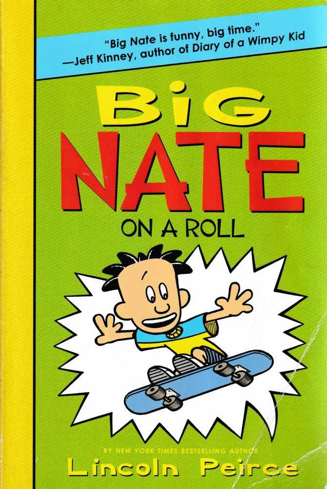 big NATE - On A Roll, Lincoln Peirce