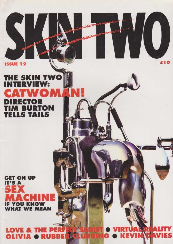 Skin Two Issue No. 12: The Skin Two Interview: Catwoman!, Tim Woodward [Editor]