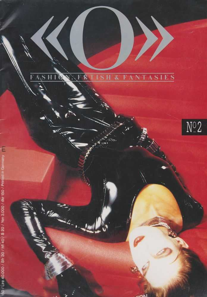 O Fashion, Fetish & Fantasies No. 2, Peter W. Czernich [Editor]