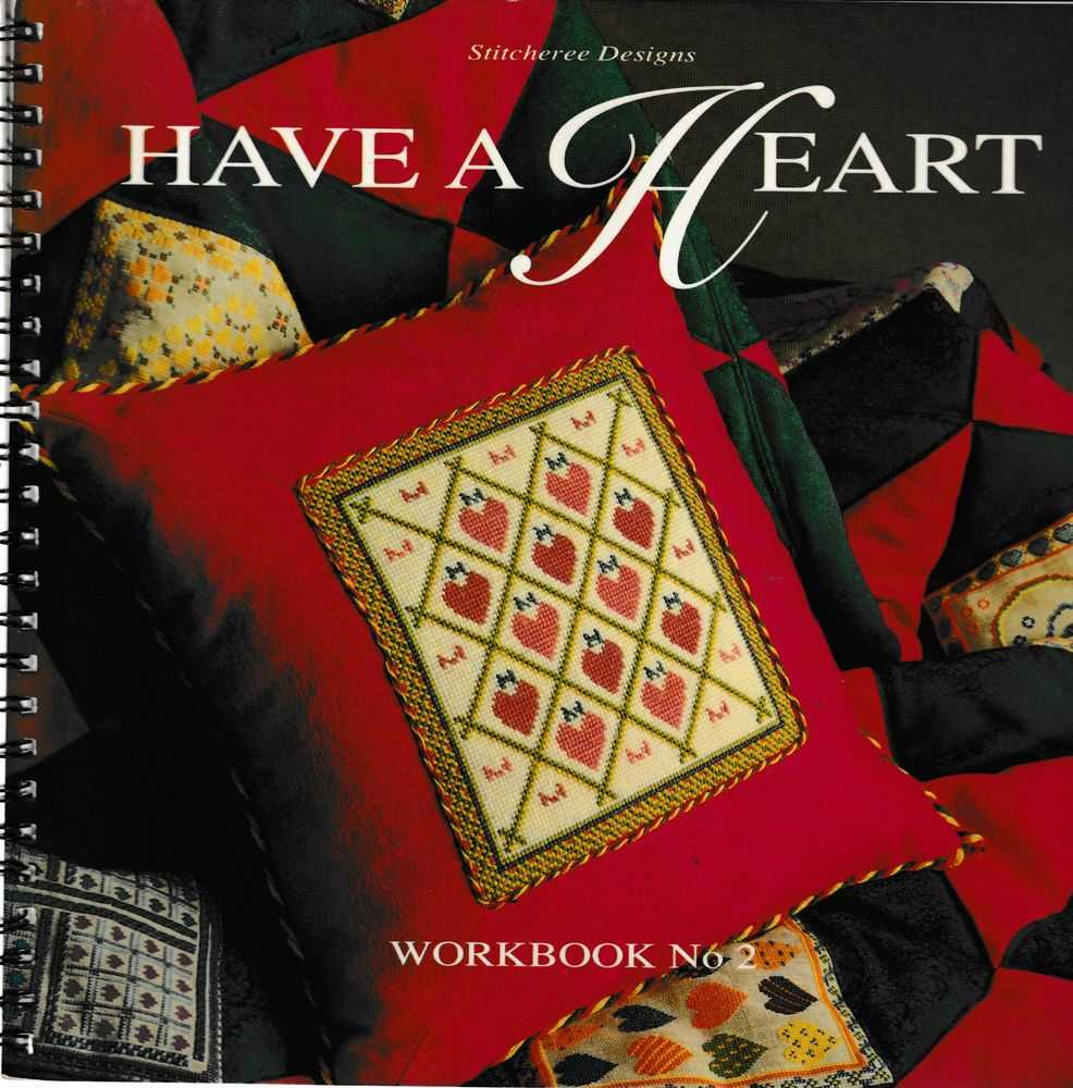 Have A Heart Workbook No 2, Rachel Dulson