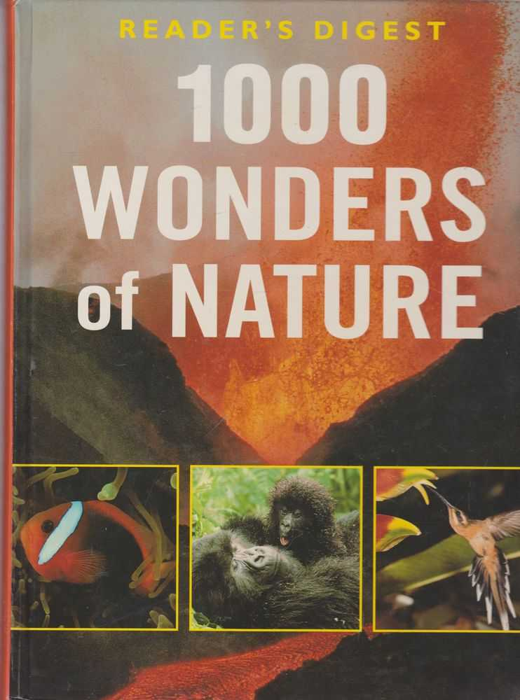 100 Wonders of Nature, Reader's Digest