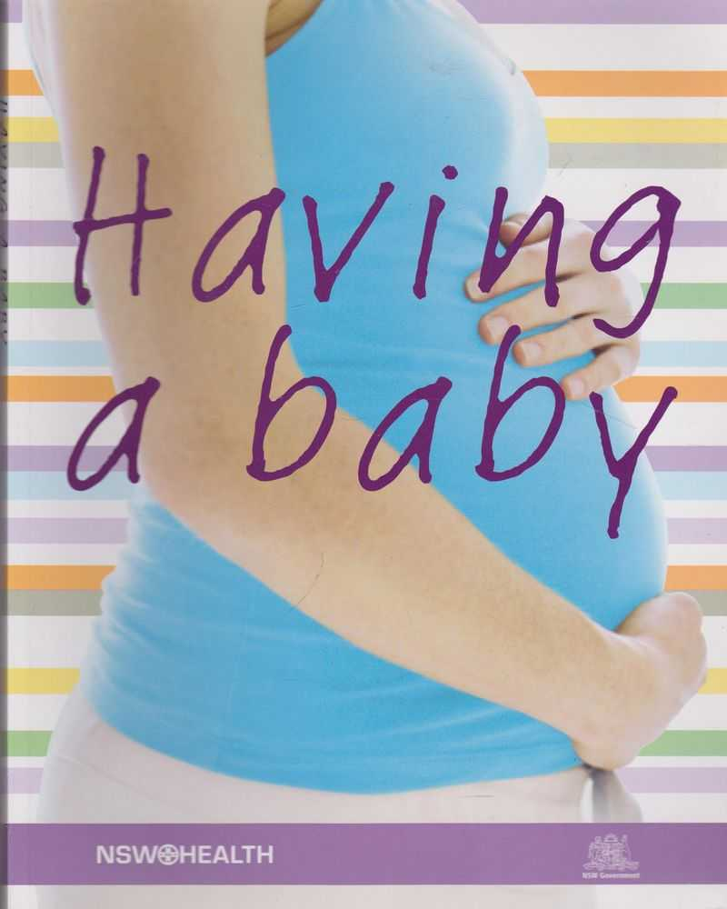 Having a Baby, NSW Health