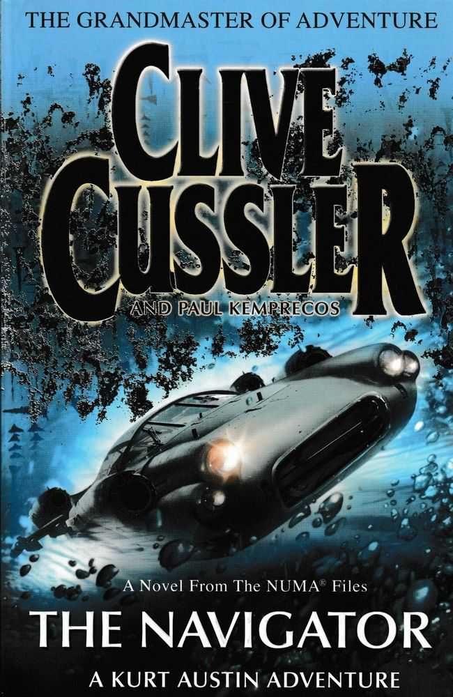 The Navigator : NUMA Files #7, Clive Cussler