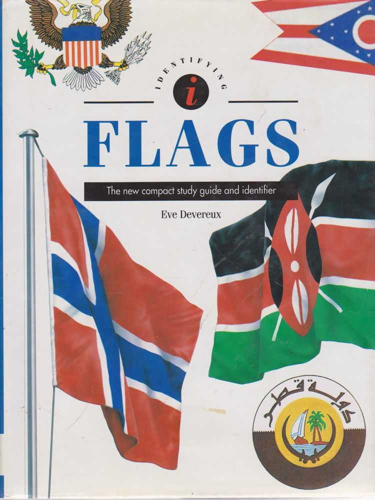 Flags: The New Compact Study Guide and Identifier, Eve Devereux