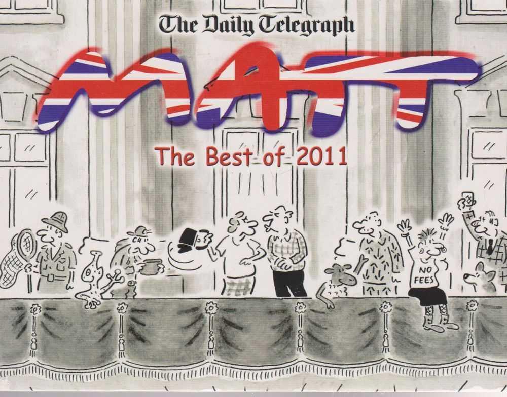 Matt The Best of 2011, The Daily Telegraph