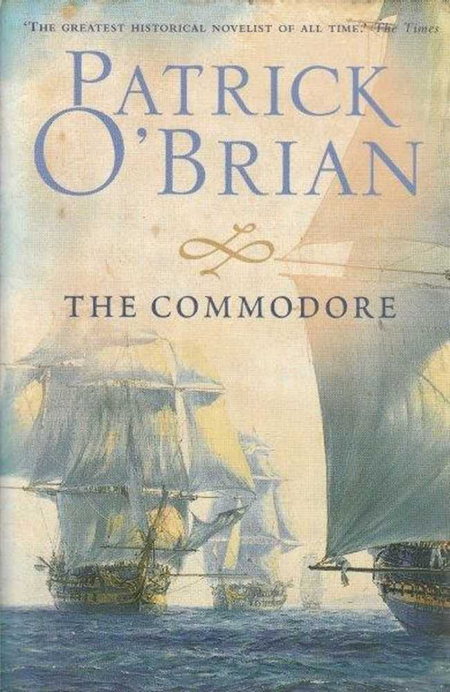 The Commodore, Patrick O'Brian