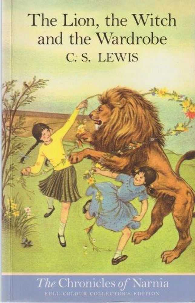 The Lion, The Witch and The Wardrobe [Full Colour Collector's Edition], C.S. Lewis