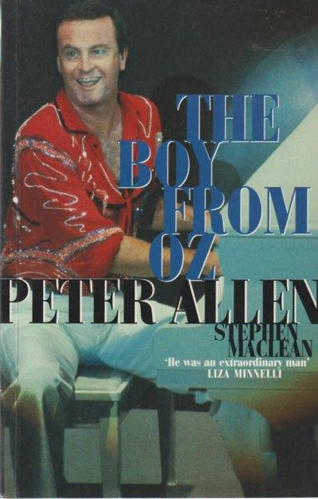 Peter Allen The Boy From Oz, Stephen Maclean
