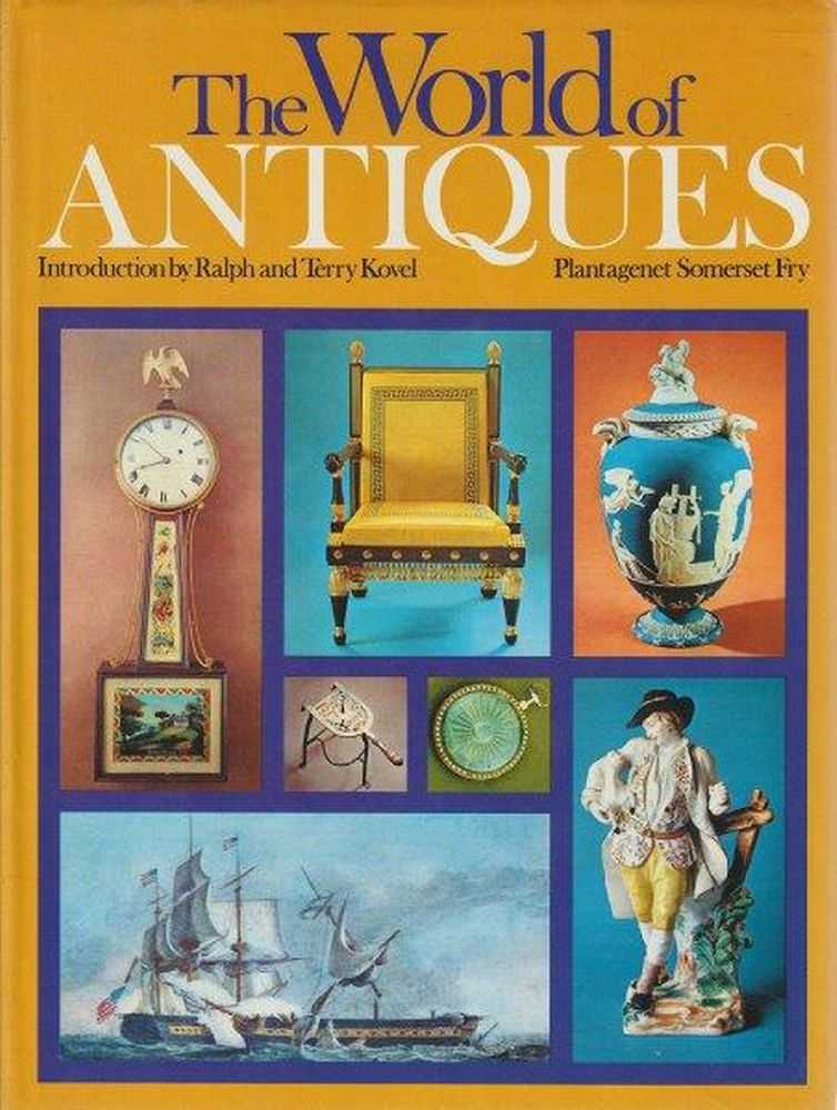 The World Of Antiques, Plantagenet Somerset Fry