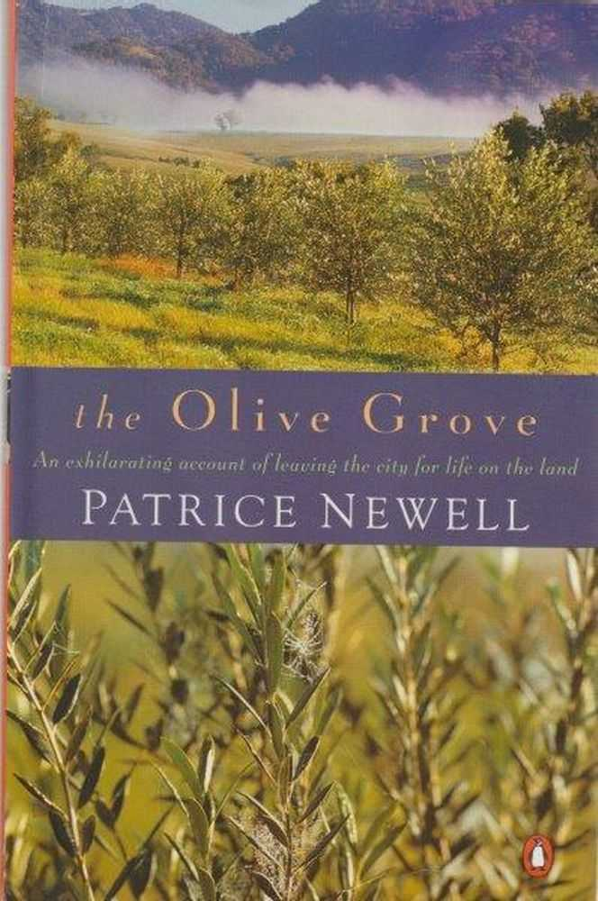 The Olive Grove, Patricia Newell