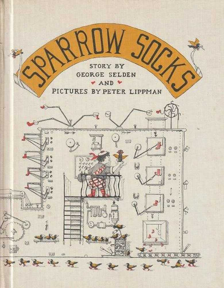 Sparrow Socks, George Selden