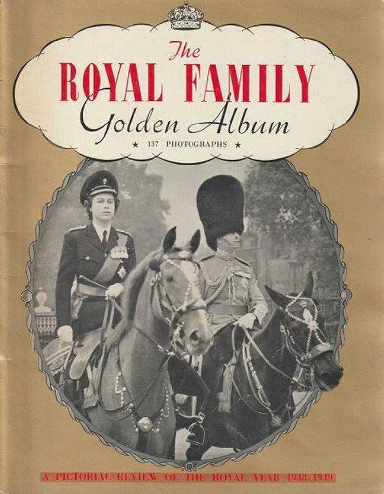 The Royal Family - Golden Album October 1948 to October 1949, Evelyn Garrett