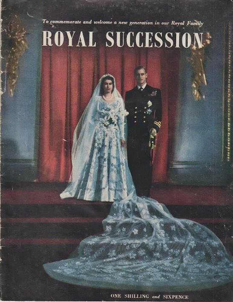 Royal Succession, No Author Credited