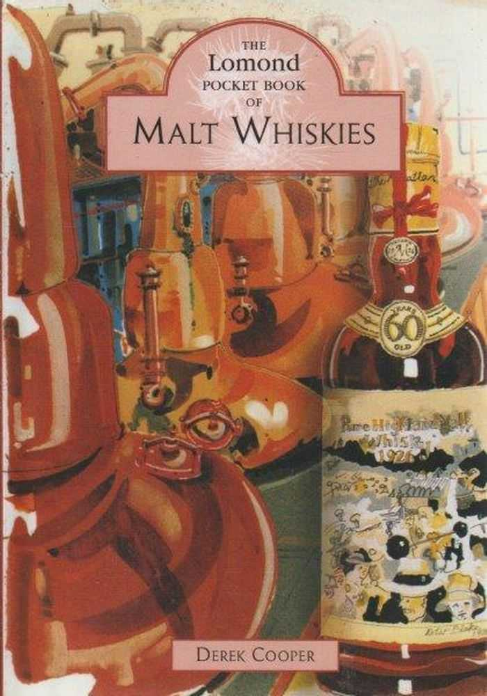 The Lomond Pocket Book Of Malt Whiskies, Derek Cooper