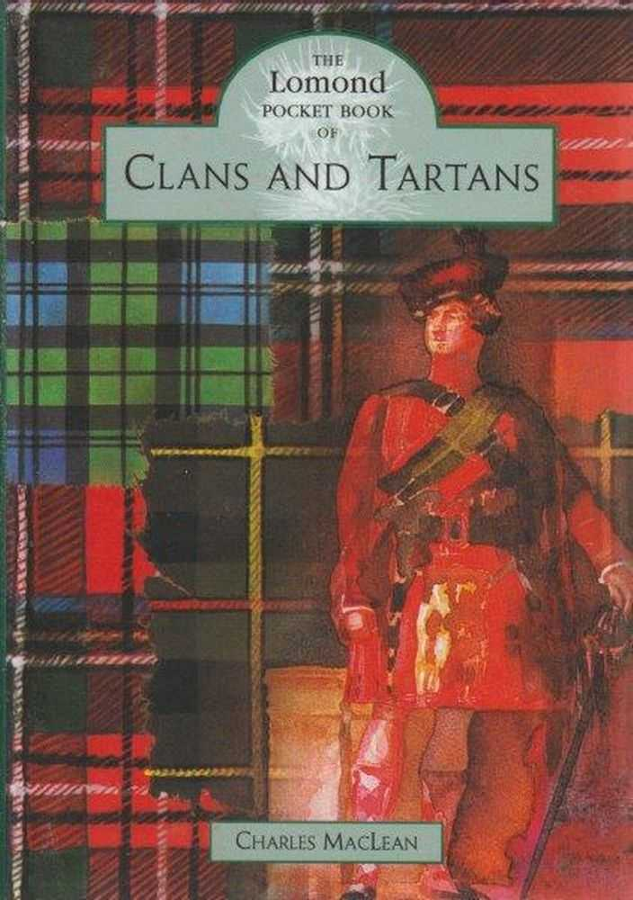Image for The Lomond Pocket Book Clans And Tartans