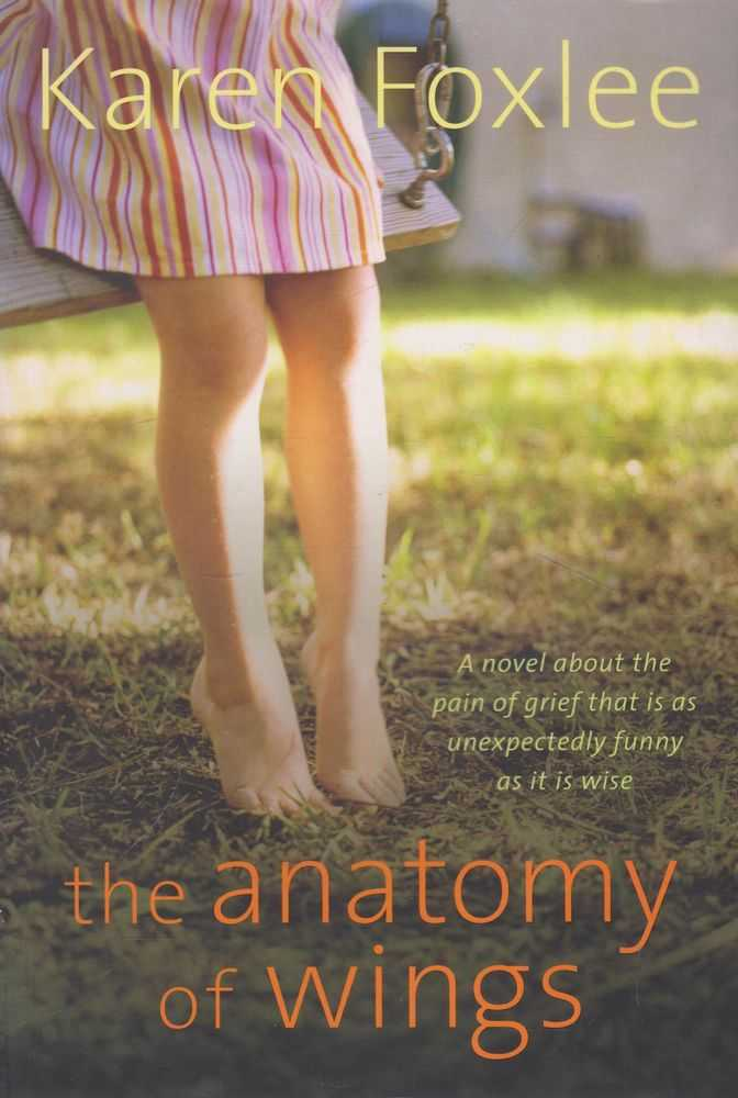 The Anatomy of Wings, Karen Foxlee