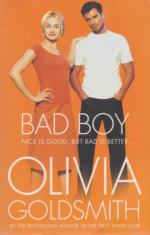 Bad Boy, Olivia Goldsmith