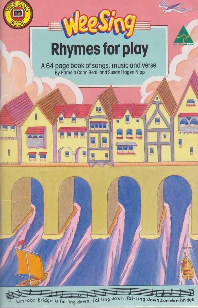 Wee Sing: Rhymes for Play, Pamela Conn Beall, Susan Hagen Nipp